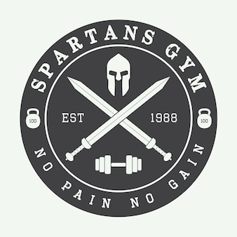 Fitnessstudio-logo