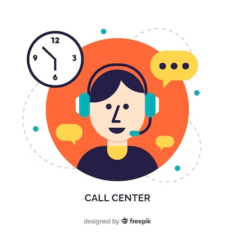 Flache call-center-agent-design
