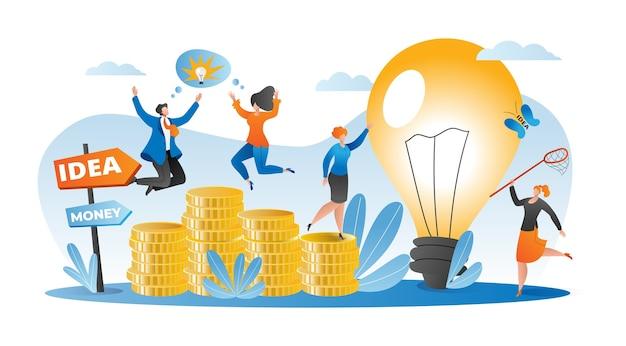 Flache erfolgsfinanzierung investment design