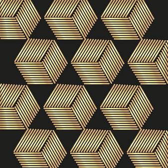 Flache illustration über gatsby-hintergrunddesign