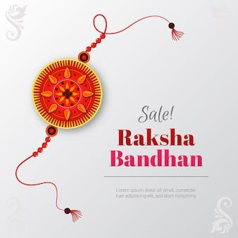 Flache raksha bandhan verkäufe