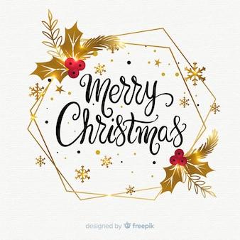 Flachen Weihnachten Hintergrund