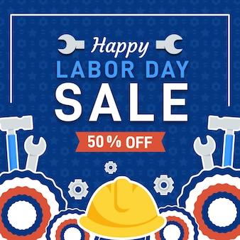 Flaches design usa labor day sale