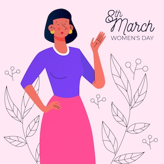Flaches design womens day event