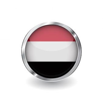Flagge des jemen