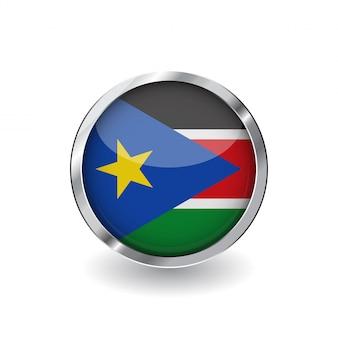 Flagge des südsudan