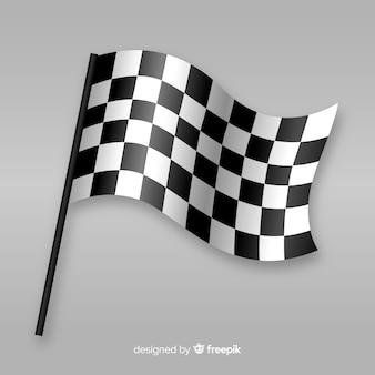 Flagge starten