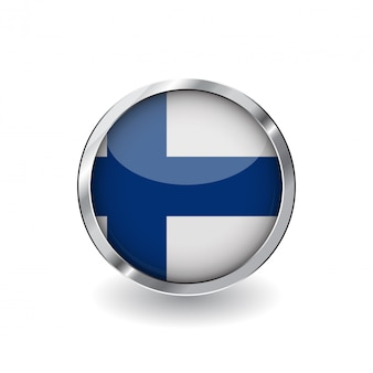 Flagge von finnland