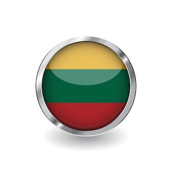 Flagge von litauen