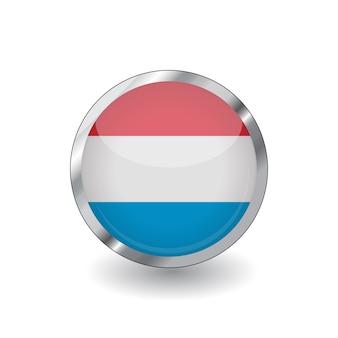 Flagge von luxemburg