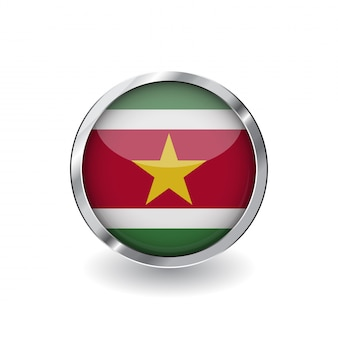 Flagge von suriname