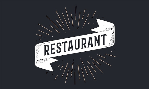 Flaggenband restaurant