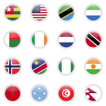 Flags gesetzt