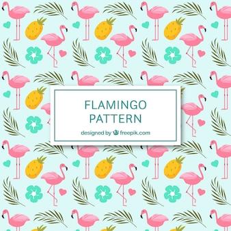 Flamenco-sommer-muster
