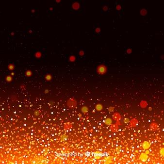 Flammender hintergrund