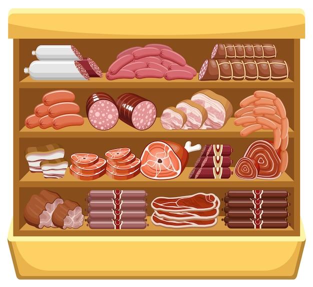 Fleischmarkt.