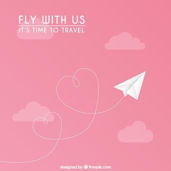 Fliegen sie mit uns