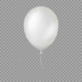 Fliegender luftballon
