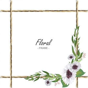 Floral seilrahmen