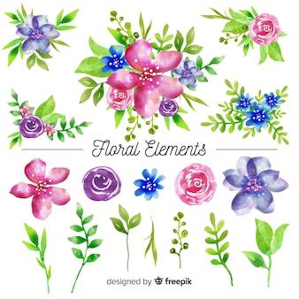 Florale elemente