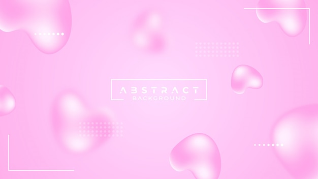 Flüssiger abstrakter hintergrund