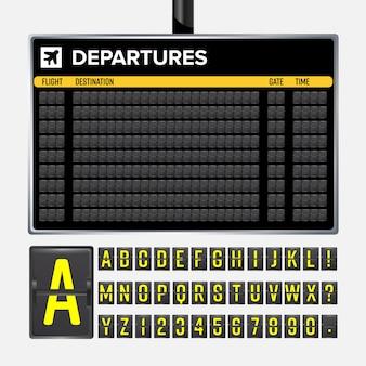 Flughafen-vorstand