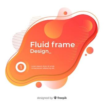 Fluid frame design