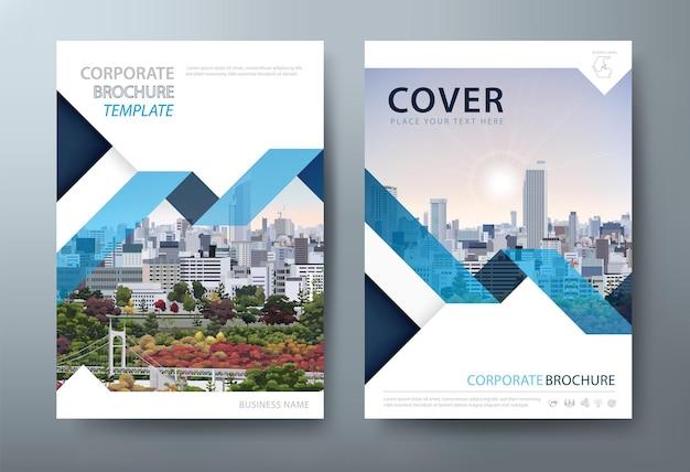 Flyer-buch-cover-vorlagen-layout im a4-format