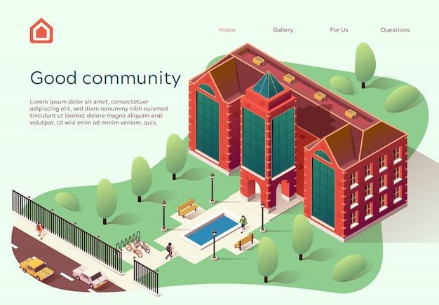 Flyer ist gute community cartoon wohnung geschrieben.