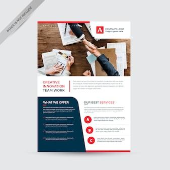 Flyer-template-design