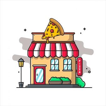 Food icon concept weiß isoliert
