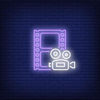 Footage leuchtreklame