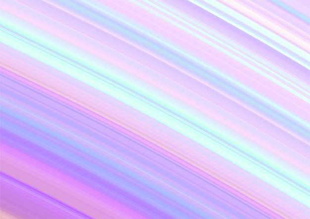 Form-farbhintergrund der welle flüssiger Premium Vektoren