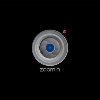 Fotografie logo vorlage thema