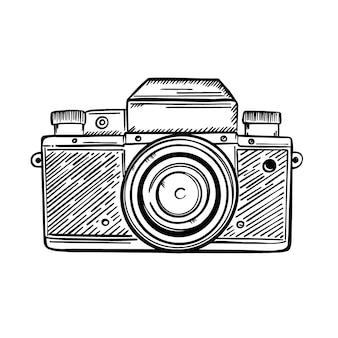 Fotokamera retro