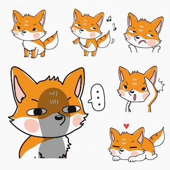 Fox action und emotionen.
