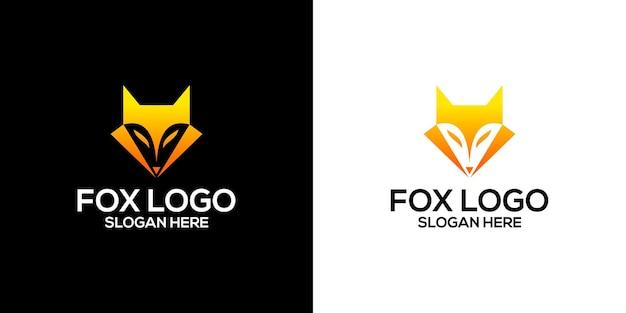 Fox-logo-design-vektor