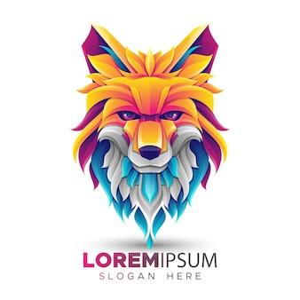 Fox logo vorlage