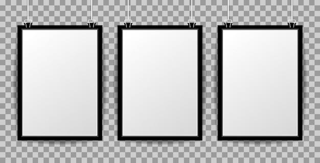 Frame hintergrund leer a4.