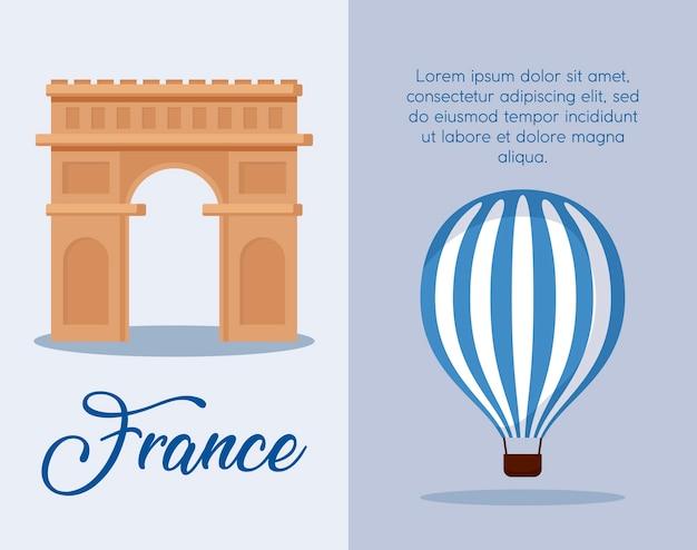 Frankreich kultur design
