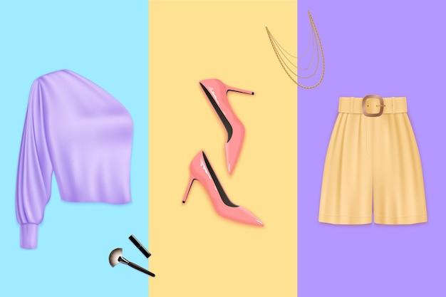 Frauen mode kleidung