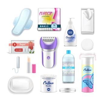 Frauenhygieneprodukte, frauengesundheitspflege persönlicher täglicher gebrauch