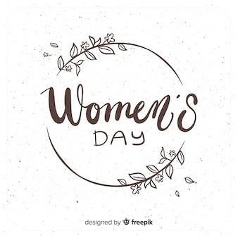 Frauentag hintergrund
