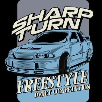 Freestyle-drift