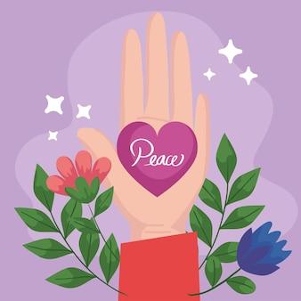 Frieden im herzen