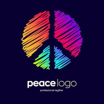 Friedenslogo-design