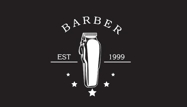 Friseur-emblem