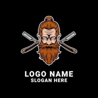Friseur logo-design