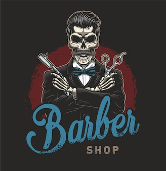Friseur-logo