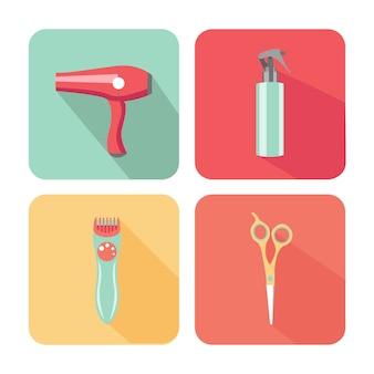 Friseursalon-geräte